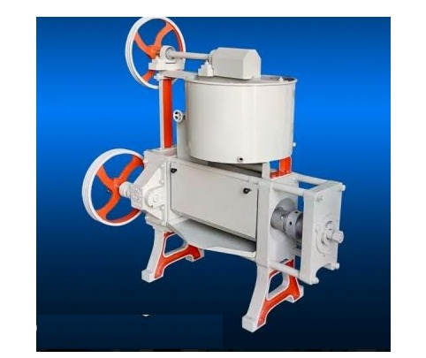 Domestic Oil Mill Machine