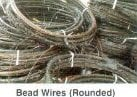High Quality Rounded Bead Wires