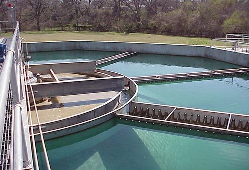Industrial Sewage Treatment Plants