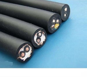 Rubber Sheathed Soft Cable