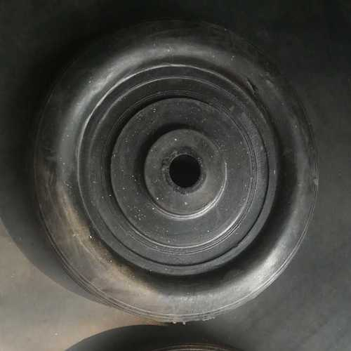 Rubber Solid O Wheel