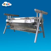Chicken Plucker For Poultry Butcher Machinery