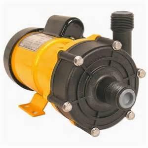 Pan World Chemical Resistant Pump
