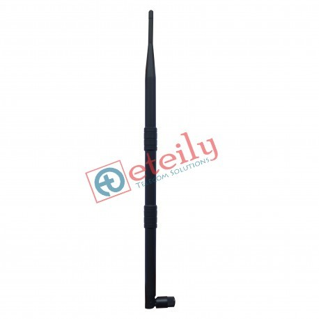 Rubber Duck Antenna With Sma Male Movable