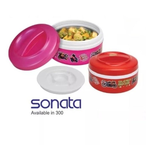 Sonata Plastic Lunch Box