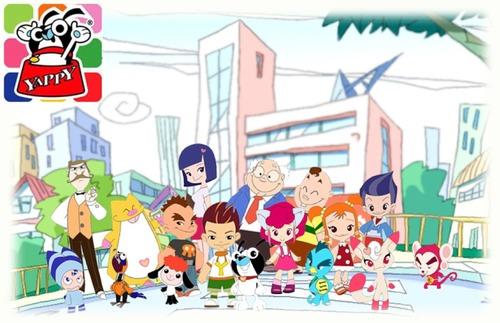 Yappy - Children Animation