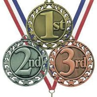 2.5 Inch Sports Medal