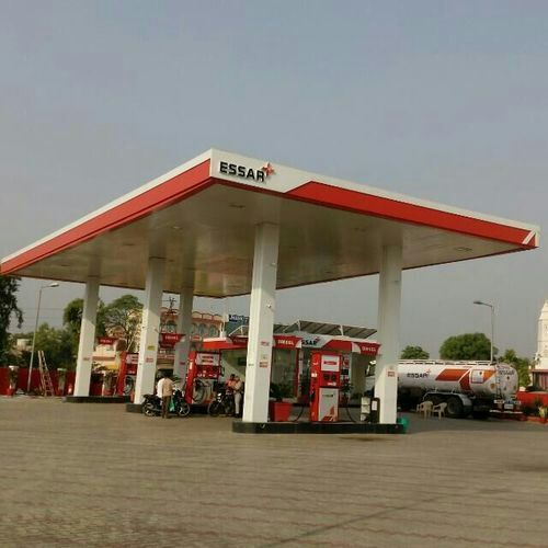 Petrol Pump Canopy (Essar)