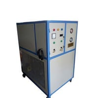 Semi Automatic Industrial Water Chiller