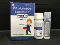 Cefpodoxime 100 mg Dry Syrup