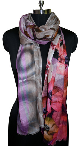 Digital Printed Scarves