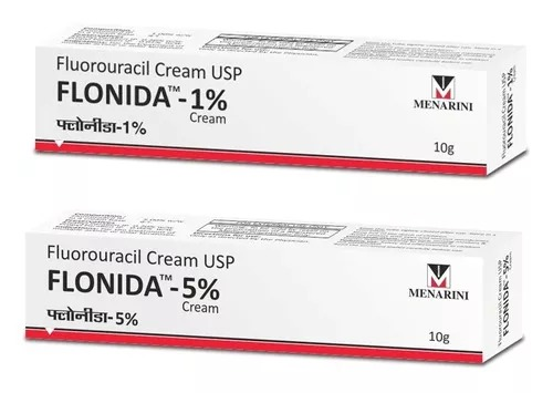 Fluorouracil Cream