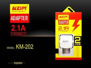 High Speed Mobile Charger