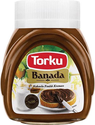 Torku Banada Hazelnut Chocolate Spread 700gr