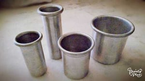 Candle Making Metal Mould