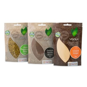 Eco Friendly Spices Packaging Bags