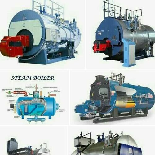 Industrial Heavy Duty Steam Boiler