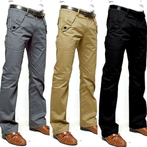 Mens Leisure Pocket Work Trousers