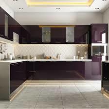 Precise Design Modular Kitchen