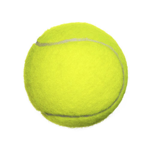 Smooth Finished Tennis Ball