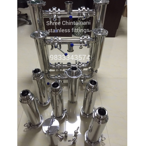 Stainless Steel Inline Filters