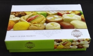 Three Ply Corrugated Fluting Sweet Packaging Box