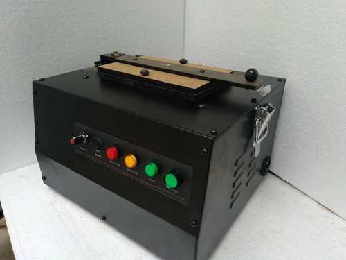 4 Tube High Power Flash Stamp Machine