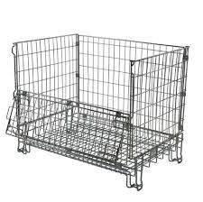 All Side Foldable Cage Pallet