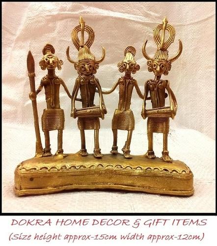 Handmade Dokra Home Decor And Corporate