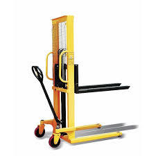 Hydraulic Manual Fork Stacker