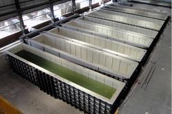 Pickling Tank For Hot Dip Galvanizing Plant