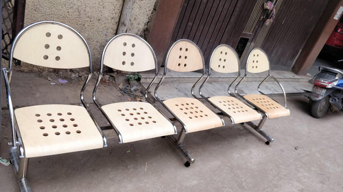 Five Seater Visitor Chair