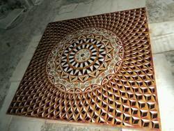 Modern Marble Inlay Flooring
