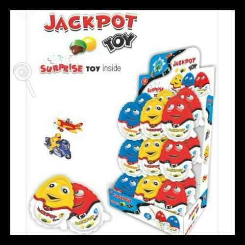 Jackpot Toy Candy With Lollipop