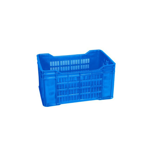Plastic Tomato And Vegetable Crate