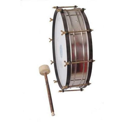Stainless Steel Musical Drum