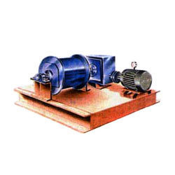 Corrosion Resistance Motorized Winches