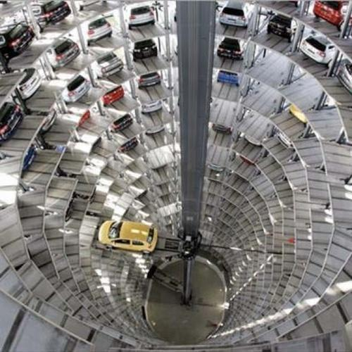 Tower Type Car Parking System
