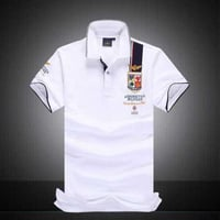 White Customized Army T shirt