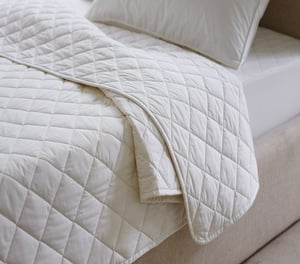 White Home Textiles Organic Quilts