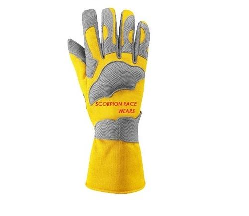 Any Colour Available 100% Nylon Kart Gloves