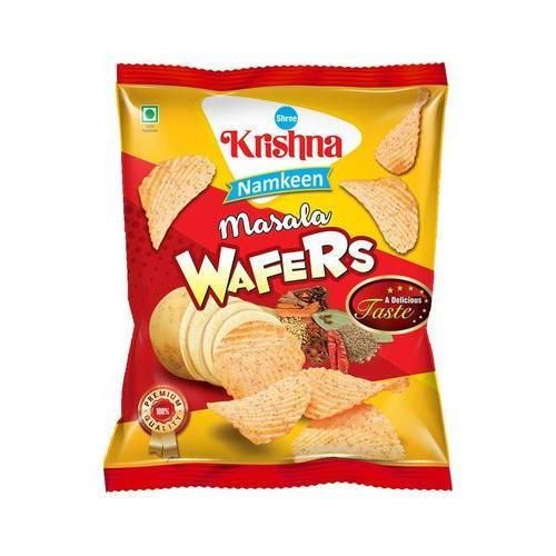 Delicious Potato Masala Wafers