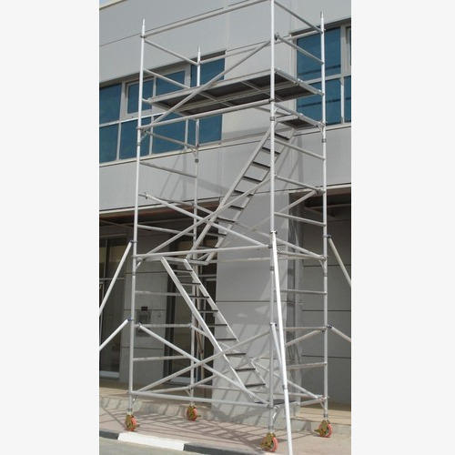 Fine Quality Scaffolding Staircase Height: 1.5-2  Meter (M)
