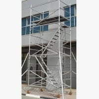 Fine Quality Scaffolding Staircase