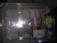 AC Distribution Panels For Solar Rooftop Projects