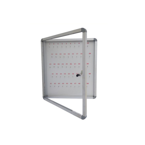 Key Holder Board With 50 Hooks