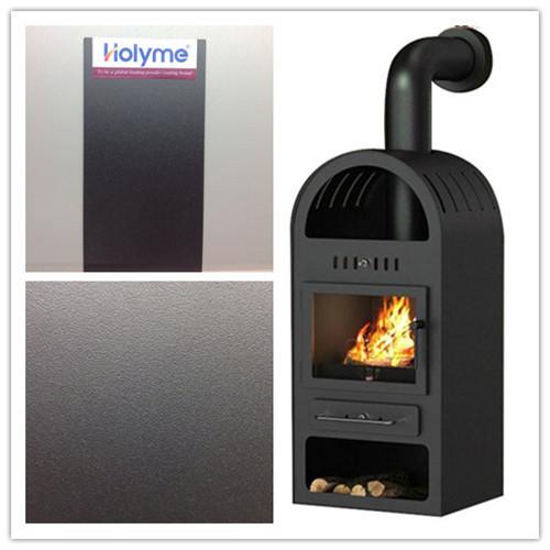New Design Heat Resistant Powder Paint For Fire Pit