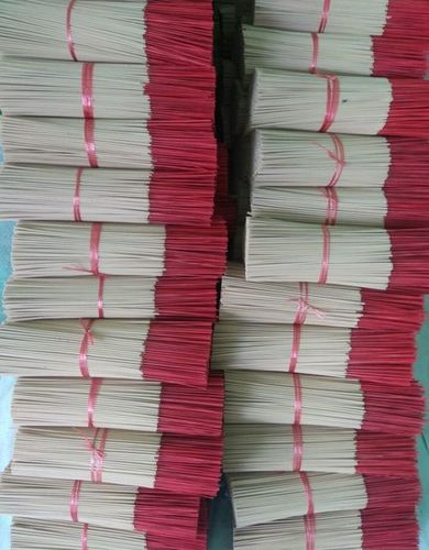Thailand White Joss Sticks Length: 8 Inch (In)
