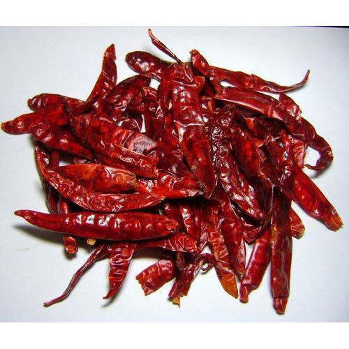 100% Natural Indian Dried Red Chilli