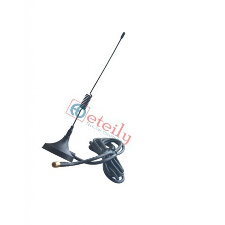 3dBi Wifi Spring magnetic Antenna Rg 58 With 3 Meter